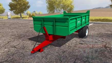 Farmtech EDK 500 v1.3 for Farming Simulator 2013