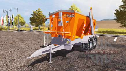 Panien PW 18-10E v1.1 for Farming Simulator 2013