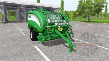 McHale Fusion 3 for Farming Simulator 2017