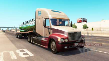 Truck traffic pack v1.5 for American Truck Simulator
