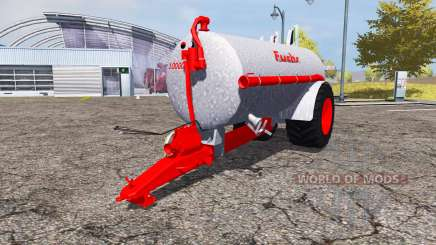 Fuchs tank manure for Farming Simulator 2013
