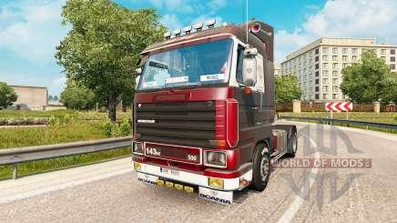 Scania 143M 500 v3.4 for Euro Truck Simulator 2