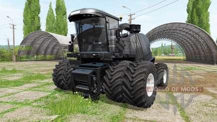 Krone BiG X 1100 black hammer v2.1 for Farming Simulator 2017
