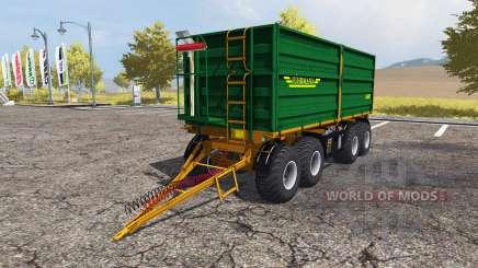 Fuhrmann FF multifruit for Farming Simulator 2013