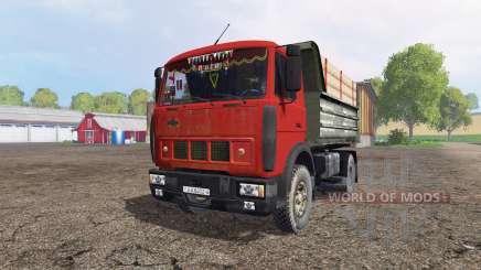 MAZ 5551 for Farming Simulator 2015