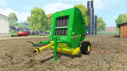 John Deere 590 for Farming Simulator 2015