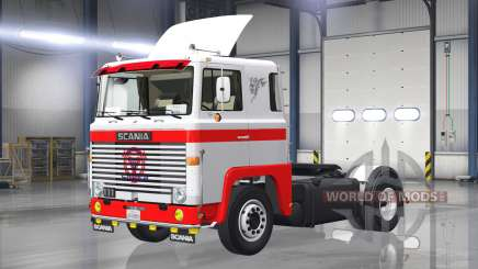 Scania 111 v2.0 for American Truck Simulator