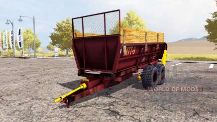 MTT 9 for Farming Simulator 2013