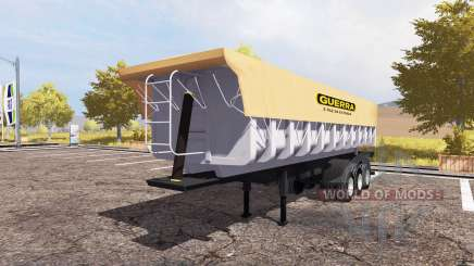 Guerra tipper semitrailer for Farming Simulator 2013