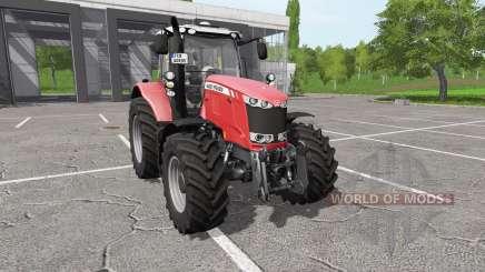 Massey Ferguson 6615 for Farming Simulator 2017