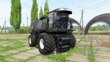 Krone BiG X 1100 black hammer v2.0 for Farming Simulator 2017