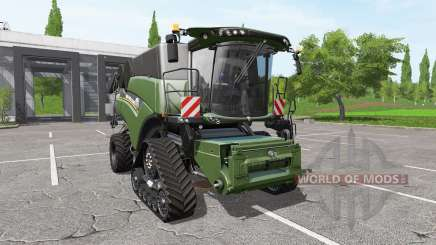 New Holland CR10.90 multicolour v1.2 for Farming Simulator 2017