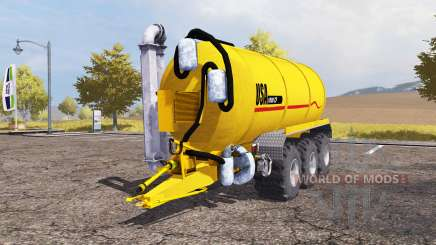 USA trailer tank v1.2 for Farming Simulator 2013