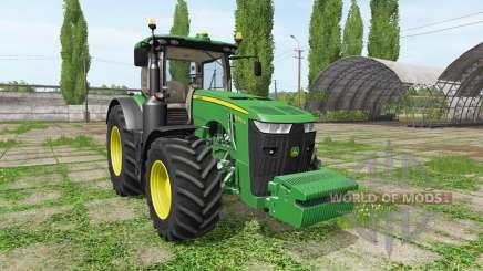 John Deere 8370R for Farming Simulator 2017