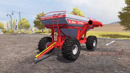 Jan Tanker Magnu 25000 for Farming Simulator 2013