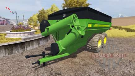 John Deere grain cart for Farming Simulator 2013