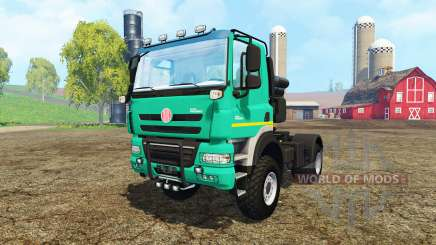 Tatra Phoenix T 158 4x4 for Farming Simulator 2015