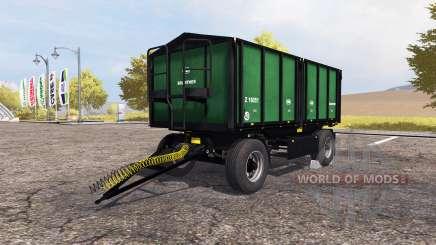 BRANTNER Z 18051-G Multiplex for Farming Simulator 2013