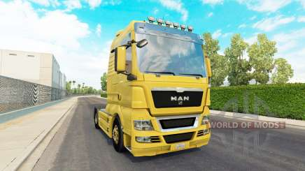 MAN TGX v7.0 for American Truck Simulator