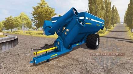 Kinze 1050 multifruit for Farming Simulator 2013