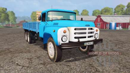 ZIL 133GÂ for Farming Simulator 2015