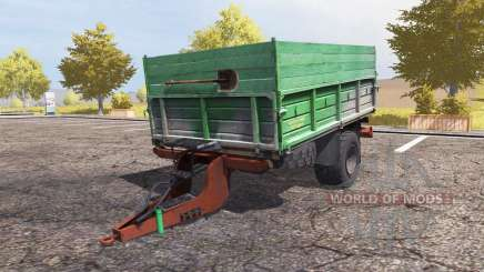Tipper tractor trailer for Farming Simulator 2013