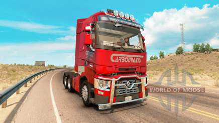 Renault T-Series v6.2 for American Truck Simulator
