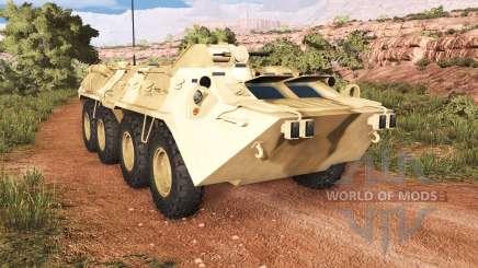 BTR-80 v2.2 for BeamNG Drive