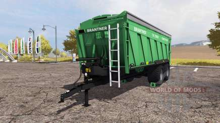 BRANTNER TA 23065-2 Power Push multifrucht for Farming Simulator 2013