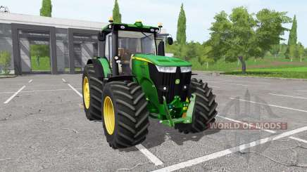 John Deere 7270R for Farming Simulator 2017
