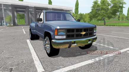 Chevrolet K3500 1994 v1.1 for Farming Simulator 2017