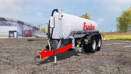 Fuchs tank manure v2.0 for Farming Simulator 2013