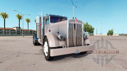 Kenworth 521 v1.11 for American Truck Simulator
