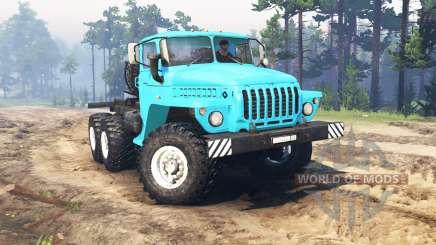 Ural 4320-30 for Spin Tires