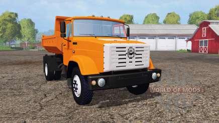 ZIL MMZ 45085 for Farming Simulator 2015