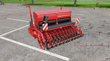 Kuhn Sitera 3000 v1.1 for Farming Simulator 2017