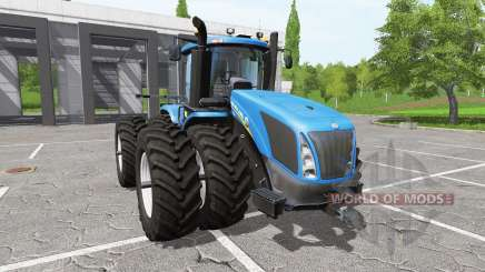 New Holland T9.450 v2.0 for Farming Simulator 2017