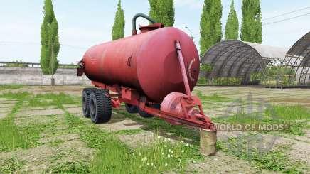 Mzht 10 for Farming Simulator 2017
