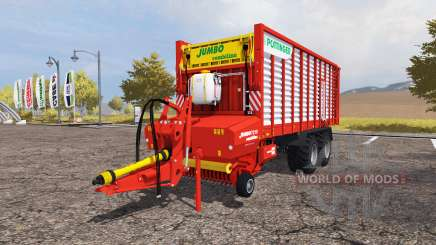 POTTINGER Jumbo 7210 Combiline for Farming Simulator 2013