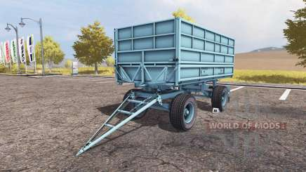 Fortschritt HW for Farming Simulator 2013