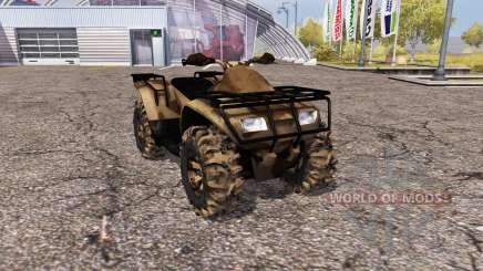 Polaris Sportsman Touring for Farming Simulator 2013