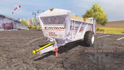 PICHON Muck Master M16 for Farming Simulator 2013