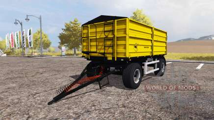 Wielton PRS-2-W14 v4.0 for Farming Simulator 2013