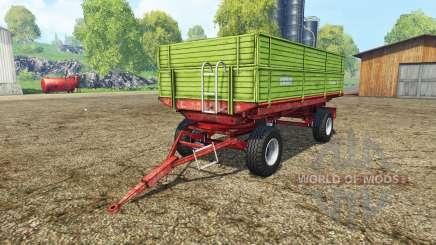 Krone Emsland for Farming Simulator 2015