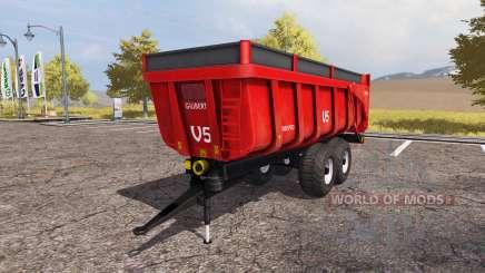 Gilibert 1800 PRO v5.6 for Farming Simulator 2013