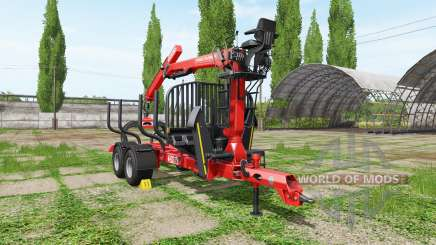 STEPA FHL 13 AK v1.01 for Farming Simulator 2017