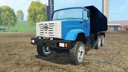 ZIL MMZ 4520 for Farming Simulator 2015