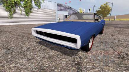 Dodge Charger RT (XS29) 1969 for Farming Simulator 2013