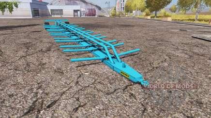 Bremer bale trailer v1.1 for Farming Simulator 2013