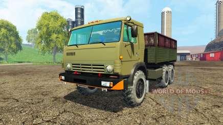 KamAZ 43114 v1.1 for Farming Simulator 2015